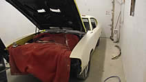 72 Buick GS restoration picture 5